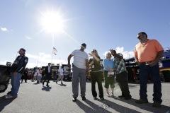 at Dover International Speedway in Dover, Delaware on September 29, 2013.