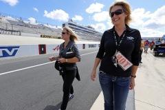 At Dover International Speedway in Dover, Delaware on September 28, 2013.